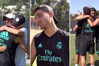 """Morata: """"Estoy muy feliz por estar aquí"""""""