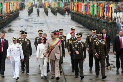 ¿Por qué los militares venezolanos no se cargan de una vez a la dictadura de Maduro?