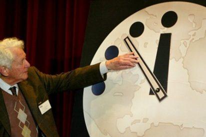 El Reloj del Apocalipsis: desde 1953 no estábamos tan cerca de una catástrofe global