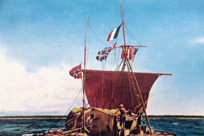 La increíble expedición Kon Tiki