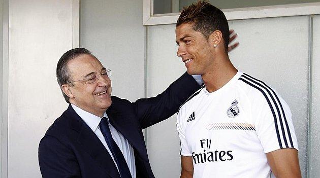 Florentino Pérez 'pasa' de Cristiano Ronaldo: la decisión 'bomba' sobre el futuro del portugués