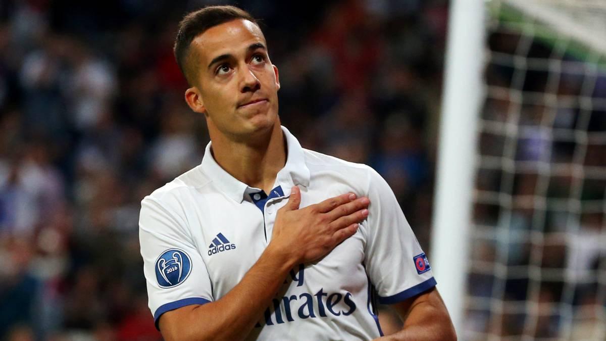 El Real Madrid renueva a Lucas Vázquez hasta 2024