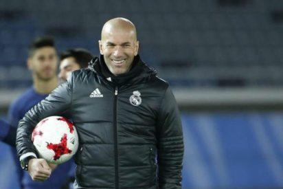 Florentino Pérez se carga a un jugador del Real Madrid (y Zidane la lía)