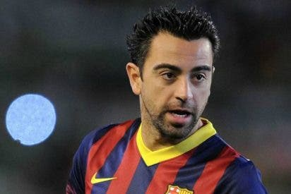 """""""El Barca se ha dormido"""" Xavi"""