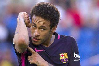 Los cinco top secret que sacan a Neymar del Barça