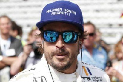 """Fernando Alondo: """"En los momentos importantes de la F1 siempre aparezco"""""""