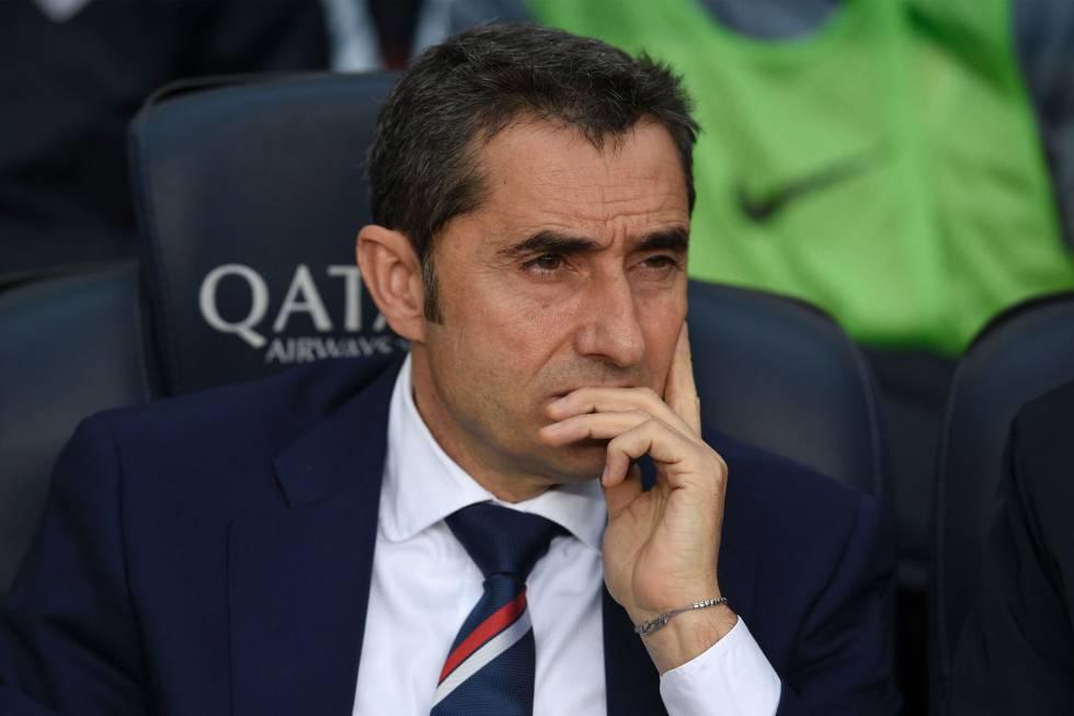 Valverde se las tiene con Luis Suárez: la primera enganchada con el amigo de Messi