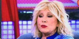 El micrófono abierto que ha delatado a una cabreada Mila Ximénez en 'Sálvame'