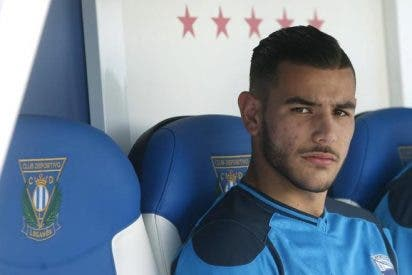 Monumental cabreo del Real Madrid con Theo Hernández