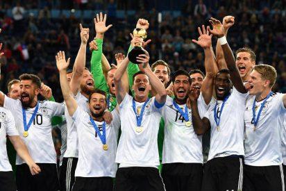 Un deporte en el que juegan 11 contra 11 y casi siempre gana Alemania