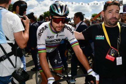 ¡El Tour decide finalmente expulsar a Sagan!