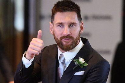 Messi pone fecha a su fichaje por Newell´s Old Boys