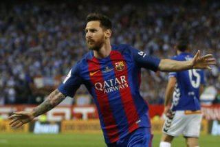 Messi monta un show en EEUU: el plante del crack argentino