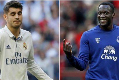 El Manchester United de Mourinho ficha a Lukaku por 85 millones y descarta a Morata