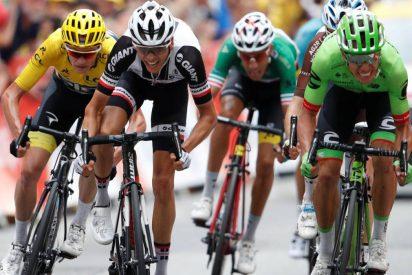 Urán gana la etapa reina del Tour de Francia y Contador queda sentenciado