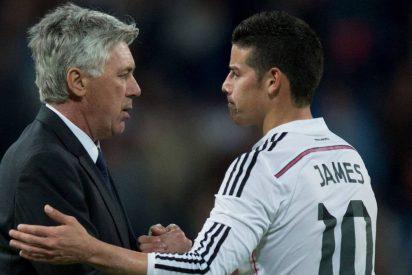 """La llamada de Ancelotti a James ha sido clave: """"Te necesito en el Bayern"""""""