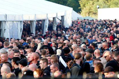 Los 6.000 neonazis que han tomado un pueblo alemán de 3.000 vecinos