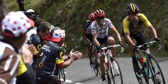 Etapa Reina: Contador brilla, Roglic gana y Aru cae del podio
