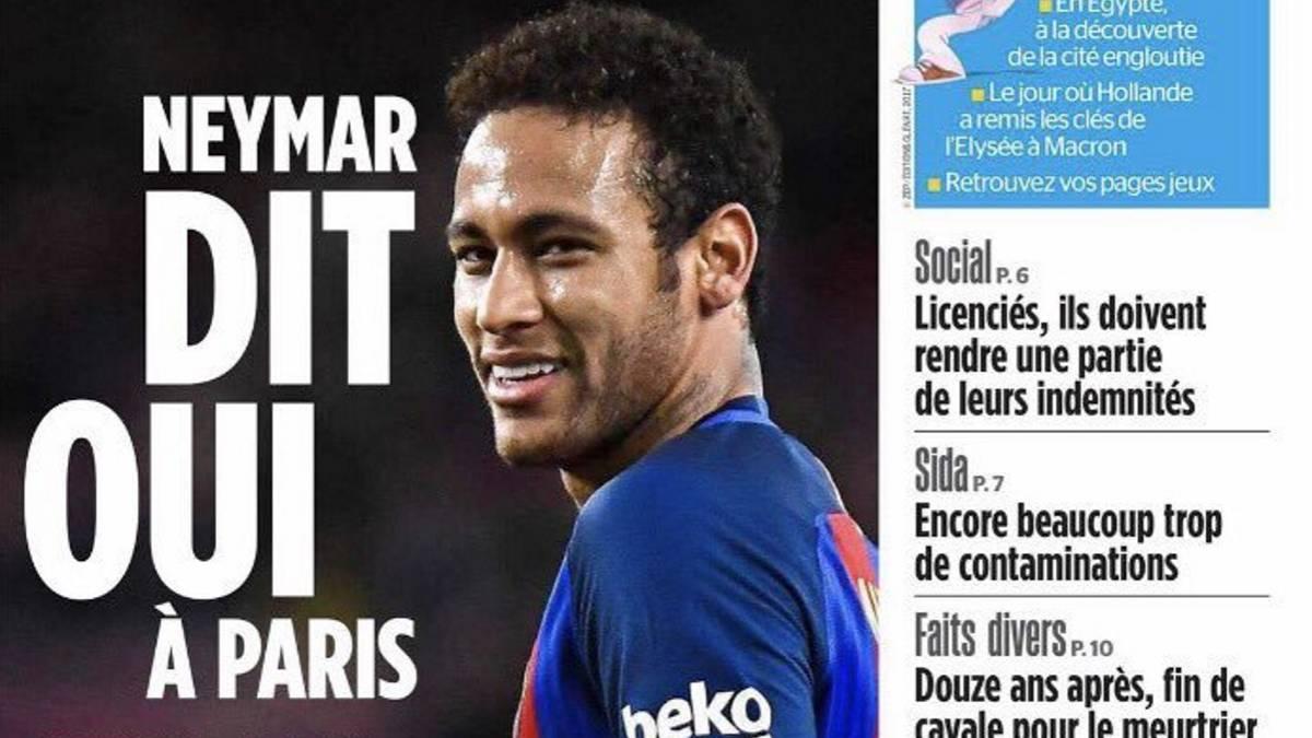 Barça: A Bertomeu se le pone cara de acelga tras hablar con Neymar