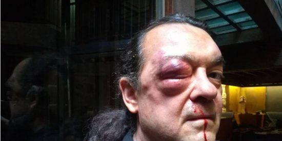 Sacuden la del pulpo a Fernando Barredo, dirigente de Podemos Castilla-La Mancha