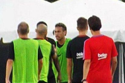 Rebelión en el Barça contra Neymar: los jugadores que dicen basta