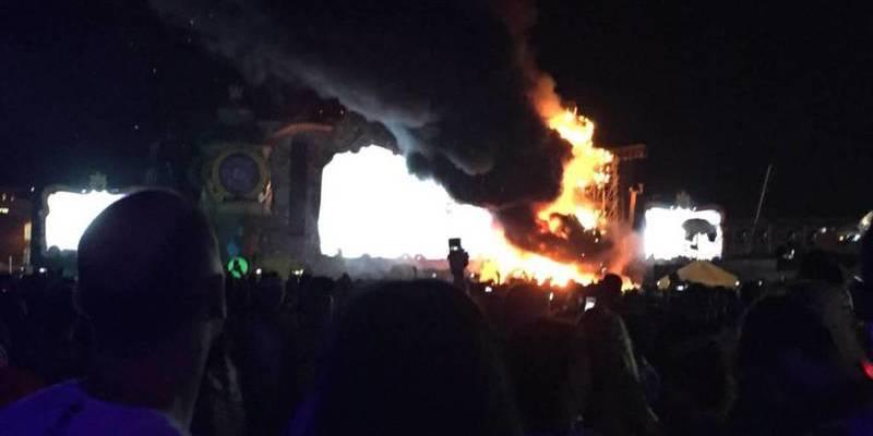 Tienen que evacuar a toda prisa a 20.000 espectador en el festival Tomorrowland