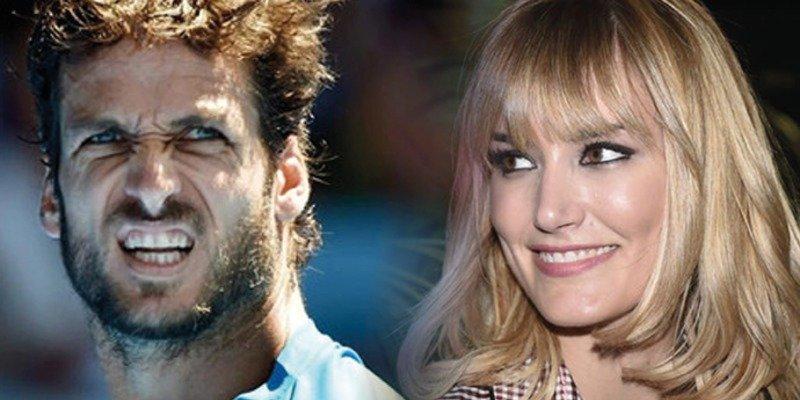 La rencorosa Alba Carrillo odia a Feliciano y aborrece a todos los deportistas