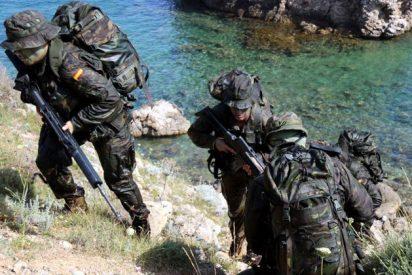 [VÍDEO] El concejal independentista caído en combate tras una 'invasión' del Ejército español en la costa catalana