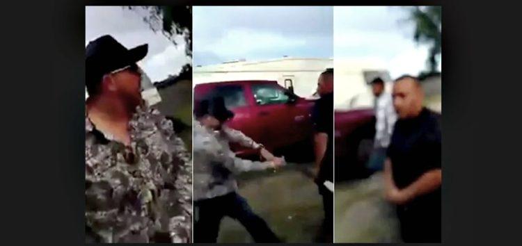 [VÍDEO] Con esta contundencia castigan en México a quienes no pagan a los narcos
