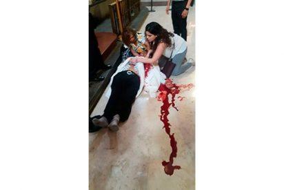 Se agrava la salud del sacerdote apuñalado en la catedral de México