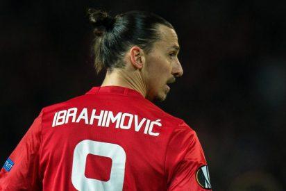 ¡El bombazo de Zlatan Ibrahimovic que está a punto de estallar!