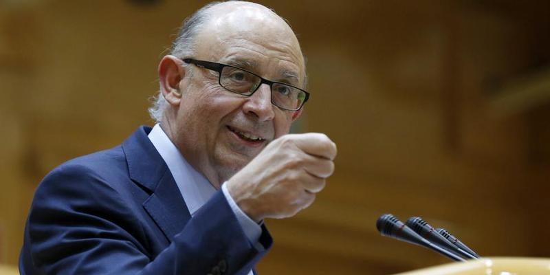 """Cristobal Montoro: """"La recaudación de la Campaña de la Renta creció un 13%"""""""