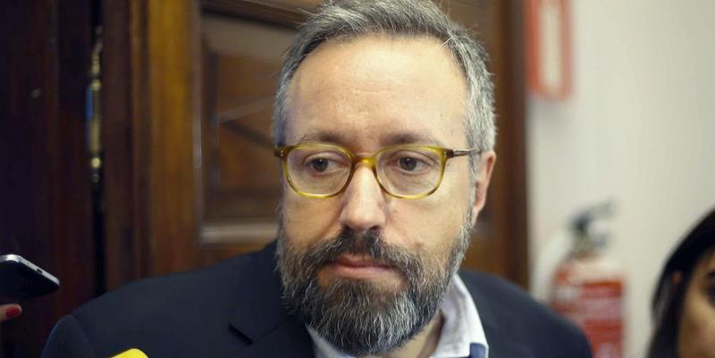 """Juan Carlos Girauta: """"Intentar apaciguar a los independentistas sólo demuestra debilidad"""""""