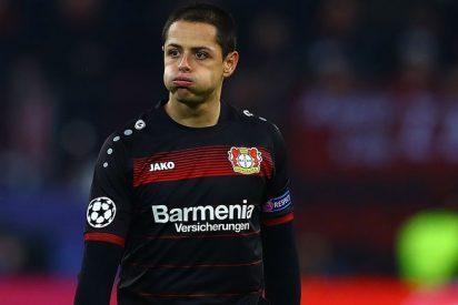 Heiko Herrlich asegura que Leverkusen no depende del 'Chicharito'