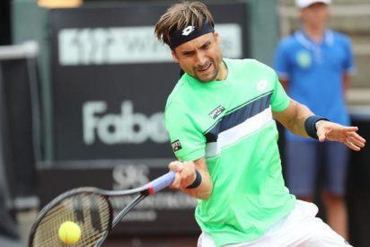 David Ferrer tira de casta y a los 35 años vuelve a ganar en Bastad
