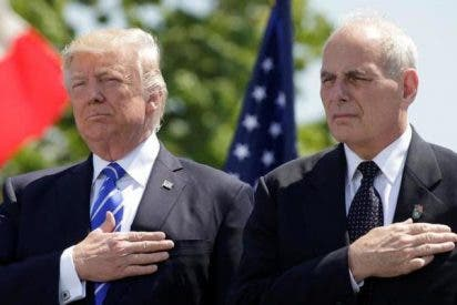 Trump se carga por sorpresa a su jefe de gabinete y nombra al general John Kelly