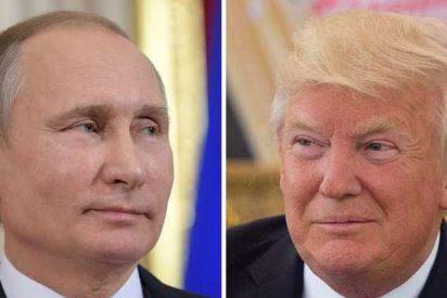 Cómo da la mano Donald Trump y qué significa