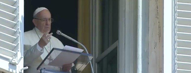 """El Papa denuncia la """"violencia"""" en Jerusalén y hace un llamamiento """"a la moderación y al diálogo"""""""