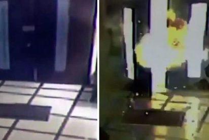 Explota una bomba a la entrada del Episcopado mexicano