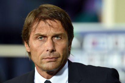 Antonio Conte 'traiciona' a Morata sólo una semana después de ficharle