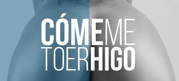 El cochino anuncio callejero que avergüenza a Vélez-Málaga: 'Cómeme toerhigo'