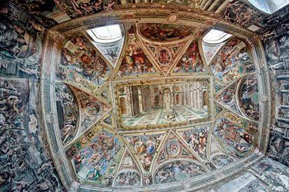 Descubren dos obras de Rafael en los Museos Vaticanos