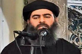 El ISIS anuncia que su desquiciado líder, Al Baghdadi, se ha ido con Alá
