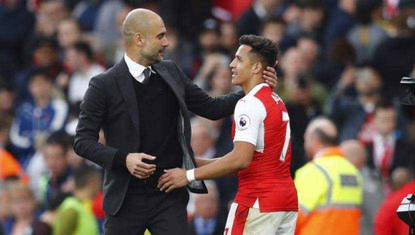 Pep Guardiola corta cinco cabezas en el City para fichar a Alexis Sánchez