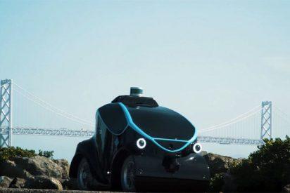 [VÍDEO] Así son los vehículos autodirigidos que patrullarán Dubái para combatir el crimen