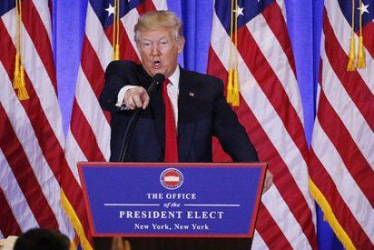 "Donald Trump: ""Esa periodista es tonta como una roca"""