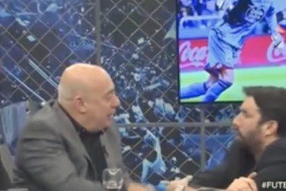 """[VÍDEO] Una televisión argentina dice que el fútbol mexicano: """"Es una mierda"""""""