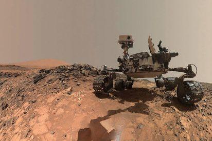 La NASA revela una inquietante foto de la 'cara' de Marte