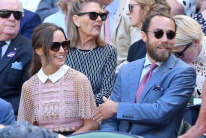 El vestido de Pippa Middleton en Wimbledon o cómo ir medio desnudacon elegancia