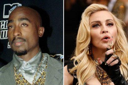 Tupac Shakur confiesa en una carta por qué terminó su relación con Madonna